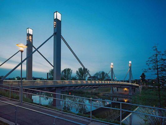 Bamberg Löwenbrücke