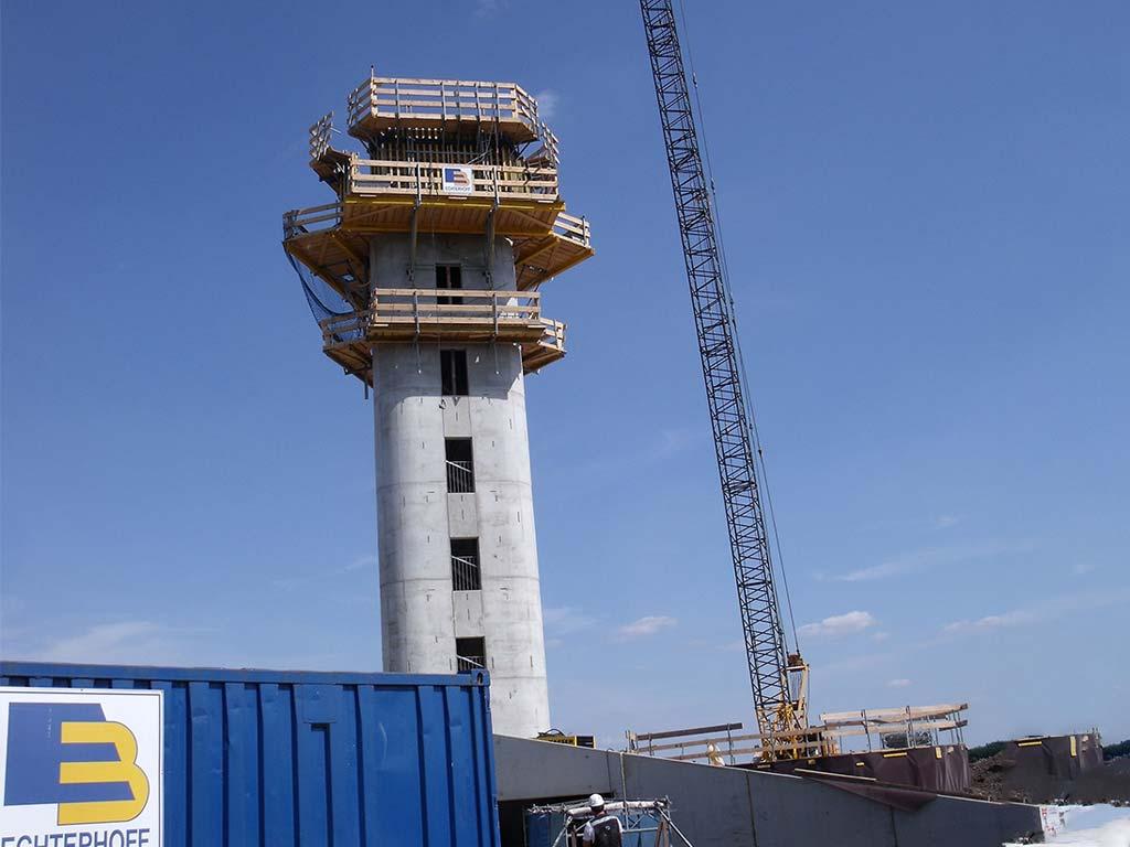 Turm in Cottbus