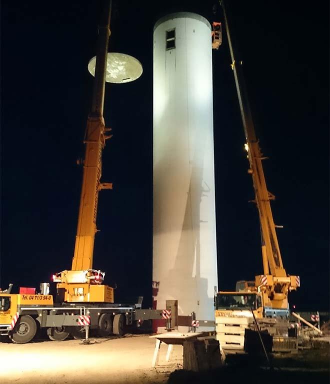 Radarturm Nordholz