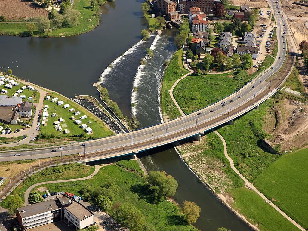 Ruhrbrücke in Hattingen
