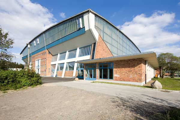 Sport und Kongresshalle in Schwerin