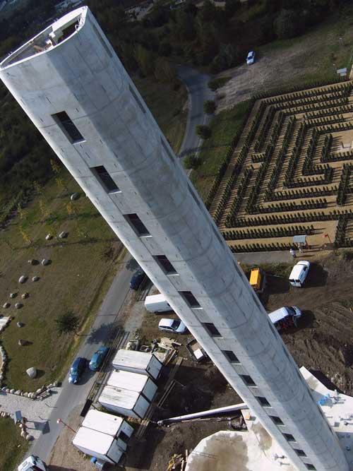 Turmbau Cottbus