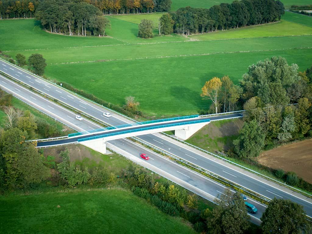 Expressbrücke Hamminkeln